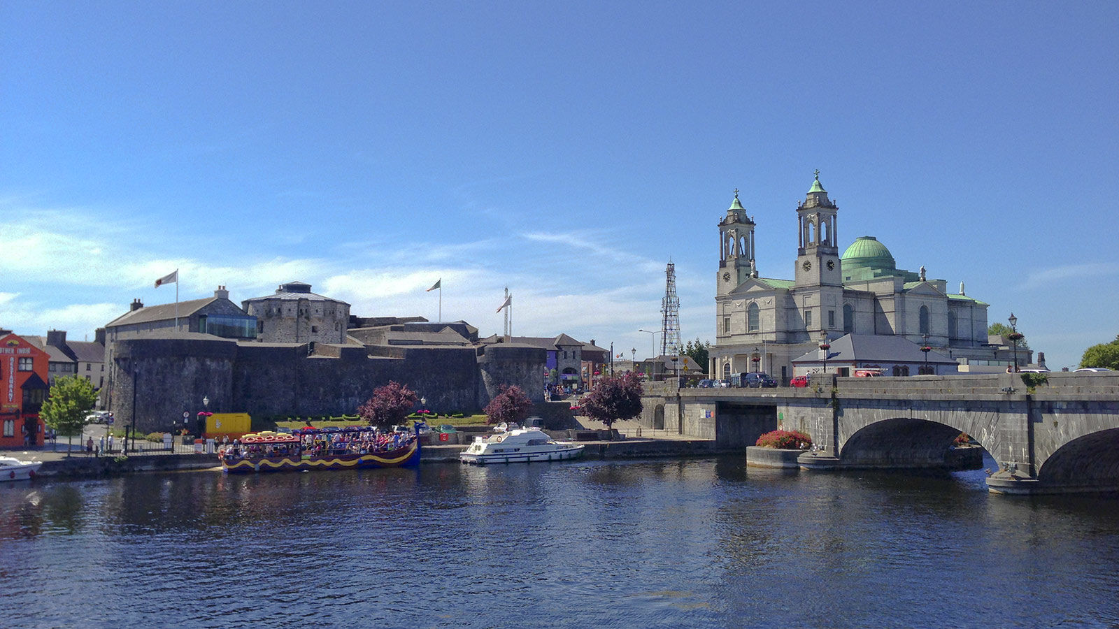 Athlone, at the hearth of it