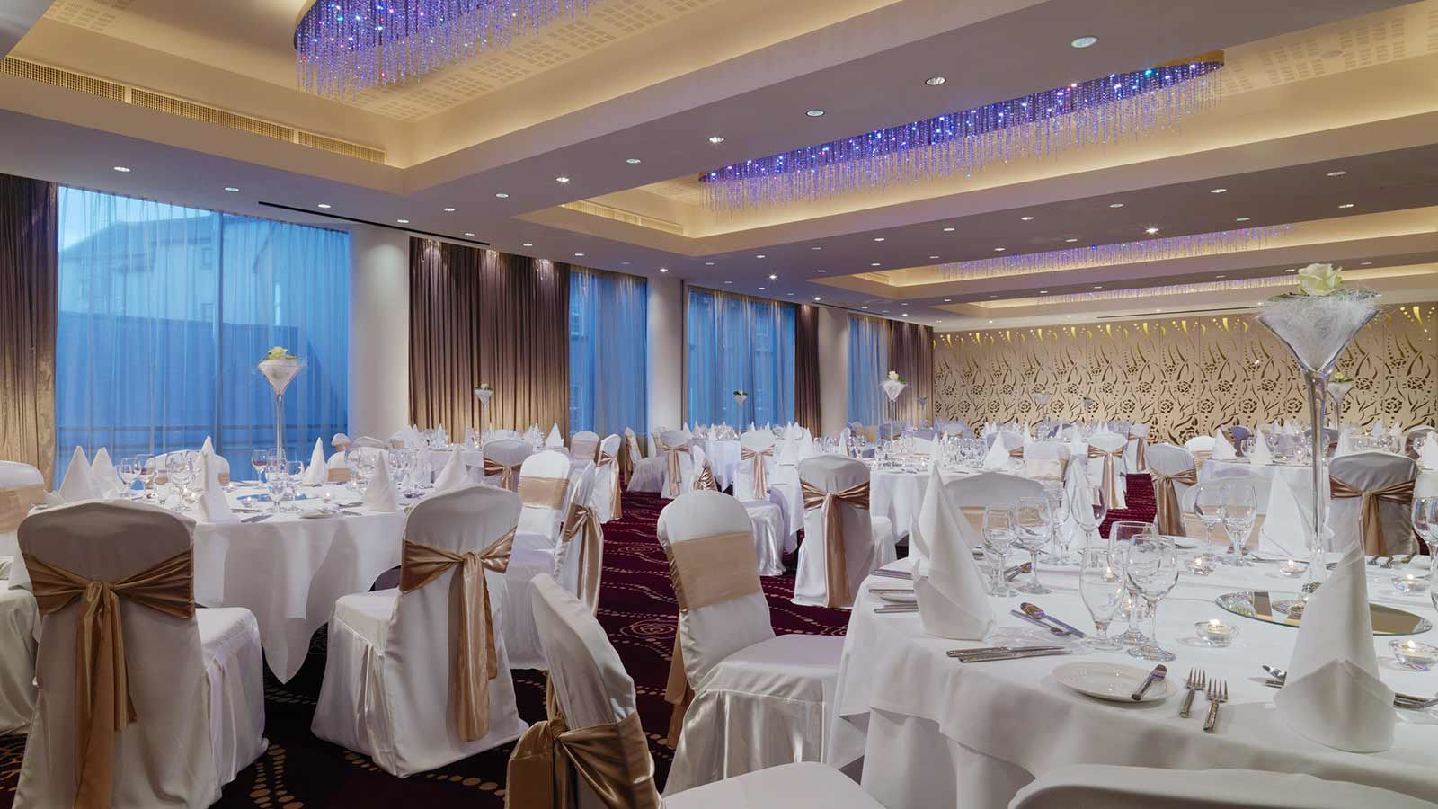 The Hoey function suite in Sheraton Athlone Hotel