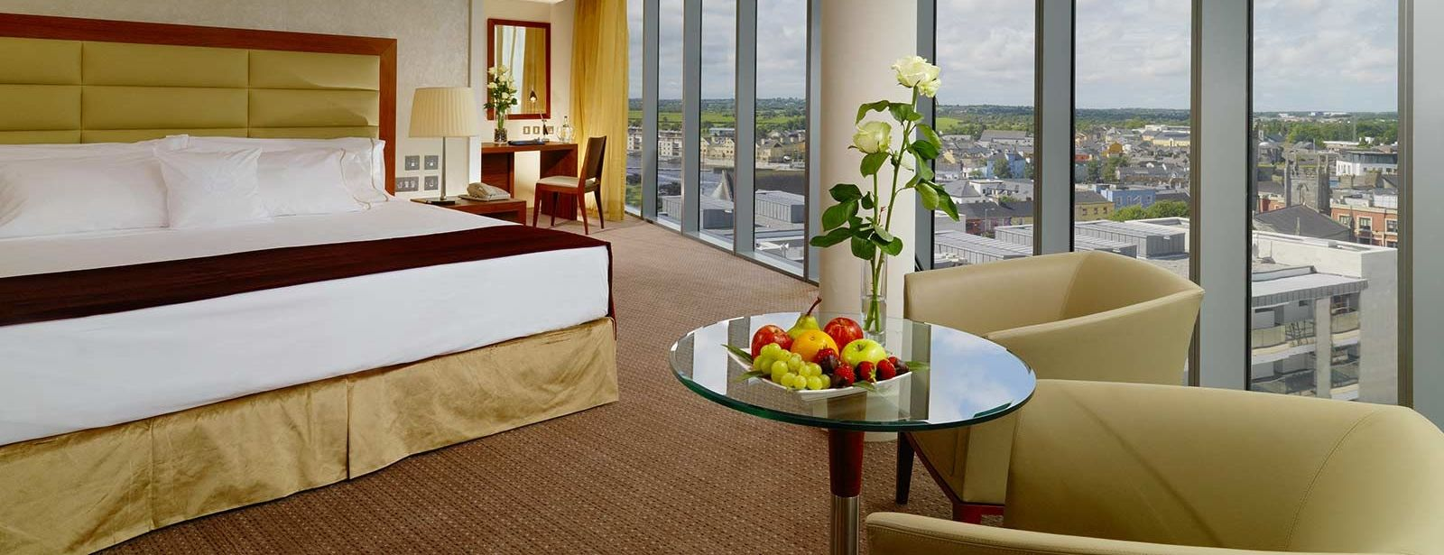 Suite at Sheraton Athlone Hotel